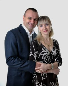 пасторы Анатолий и Ольга Курячие