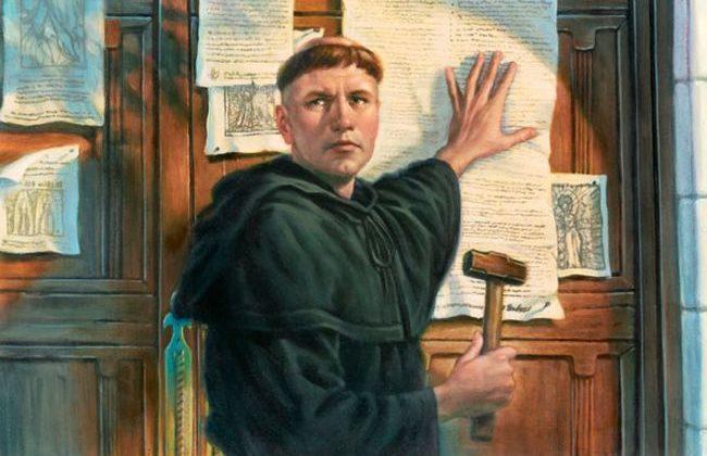 Реформация и Мартин Лютер