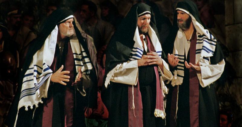 Мой внутренний фарисей